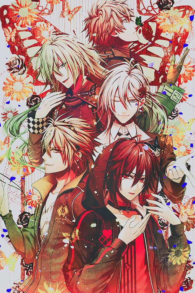Amnesia characters iPhone wallpaper anime