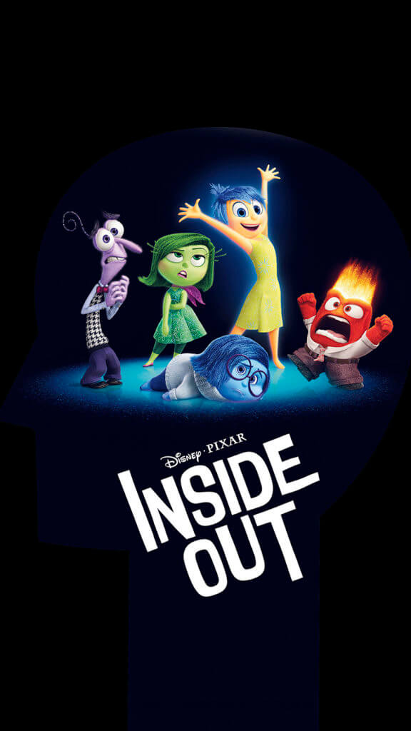 Disney IPhone Wallpapers Inside Out