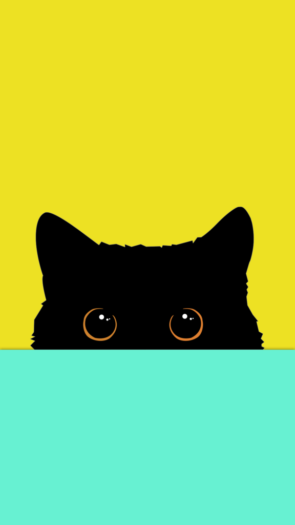 Cat Wallpaper Minimal - Best Cat Wallpaper