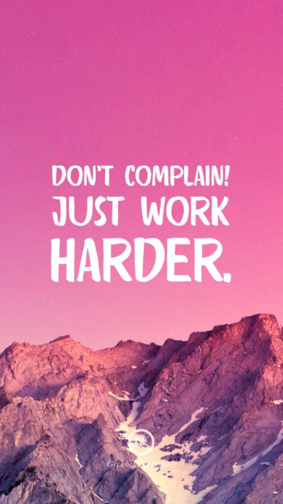 Motivational iPhone Wallpaper