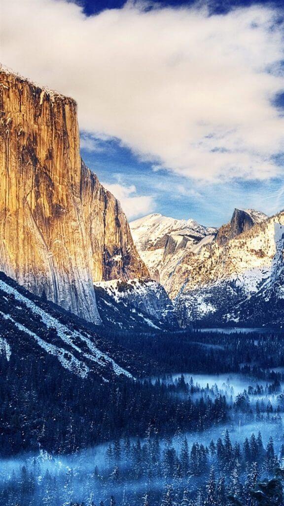 20 Hd Winter Iphone Wallpapers Joy Of Apple
