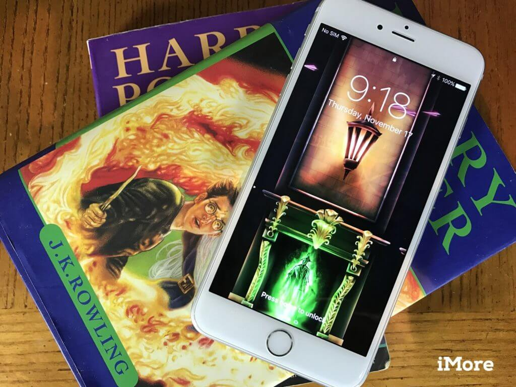 5 Best Harry Potter Wallpaper Apps For iPhone 7, 8 and X
