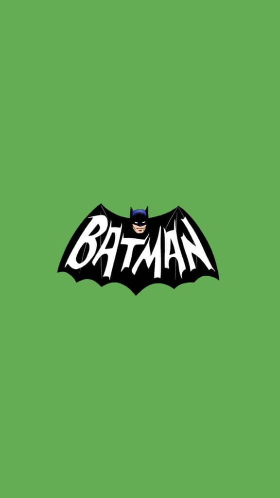 Old Logo Batman Wallpaper