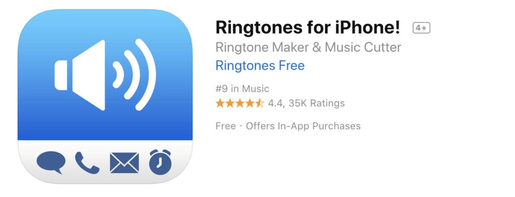 10 Picks For The Best Ringtone Apps For iPhones - Joy of Apple