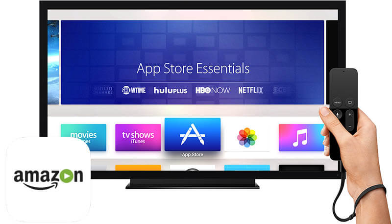 How To Watch Amazon Prime Videos on Apple TV 2nd Generation