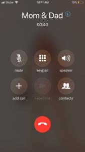 Merged Calls