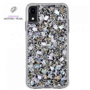 Case-Mate Mother Of Pearl iPhone XR Case