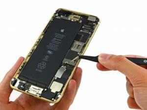 Broken iPhone X Hardware