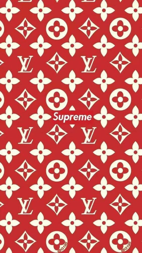 Louis Vuitton and Supreme Collaboration
