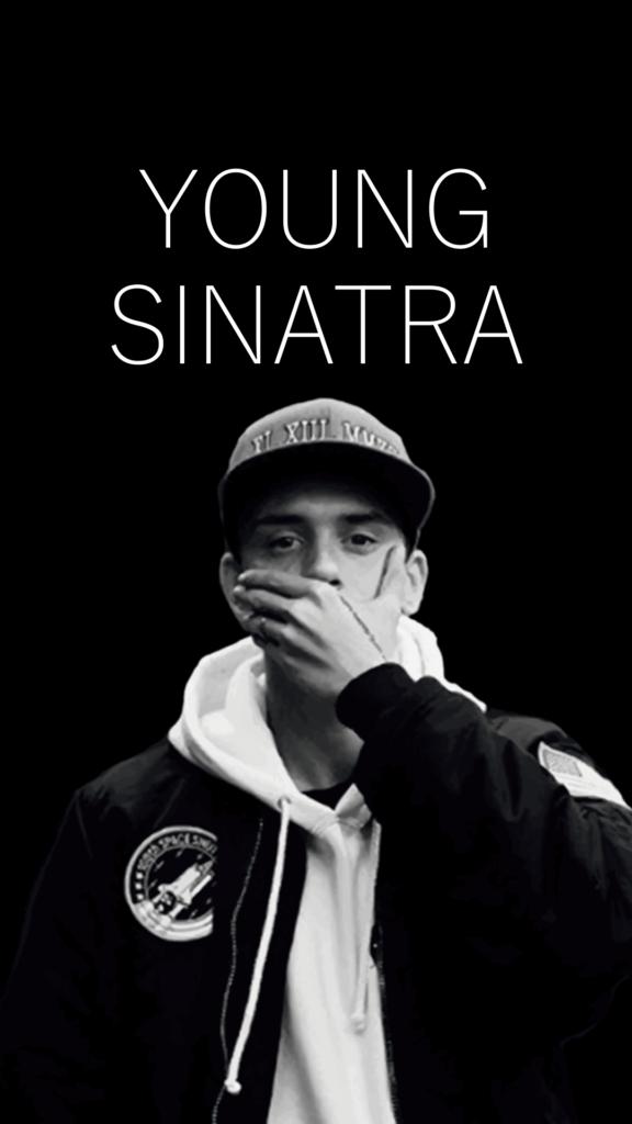 Young Sinatra Logic Wallpaper