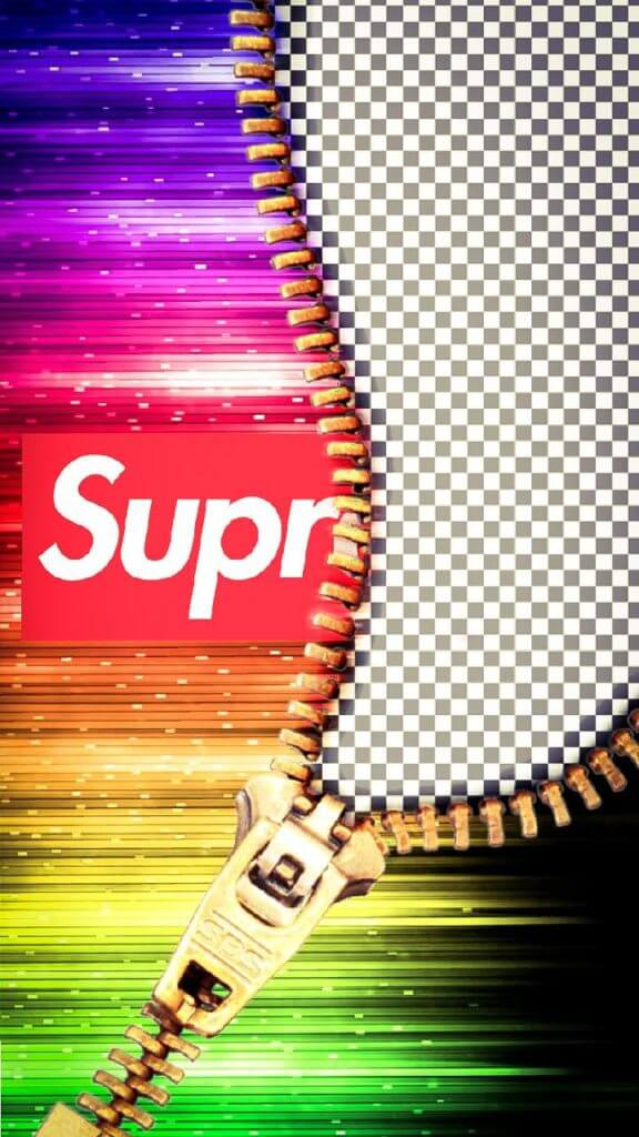 Cropped Supreme Logo