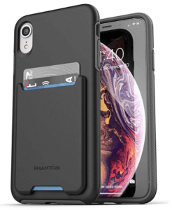 Encased Wallet Case for iPhone XR