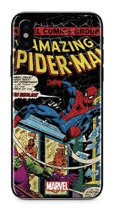 Spider-Man iPhone X Skin