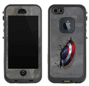 Captain America iPhone 5s Skin