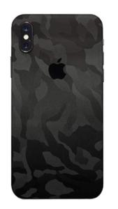 Stealth Camo iPhone X Skin