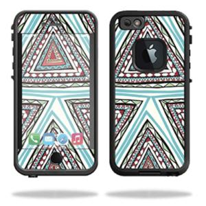 Hippie Print iPhone 5S Skin