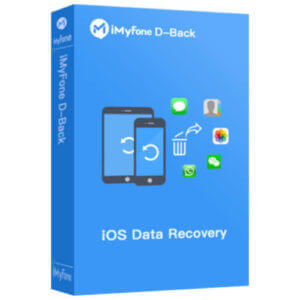 iMyFone D-Back Data Recovery