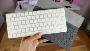 Magic Keyboard And Smart Keyboard