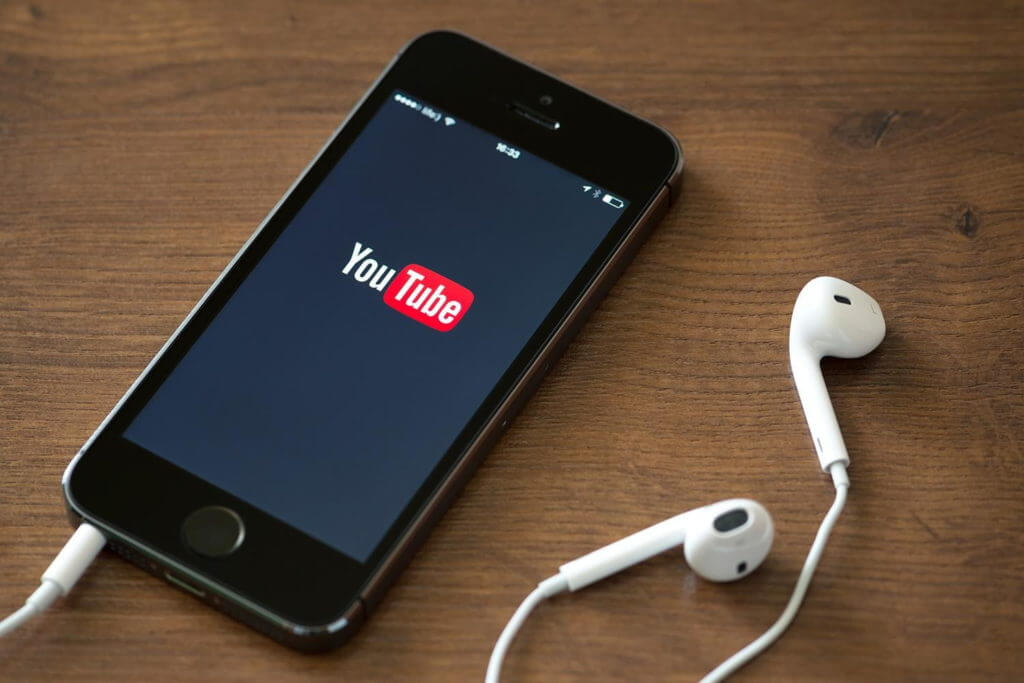 Youtube On iPhone