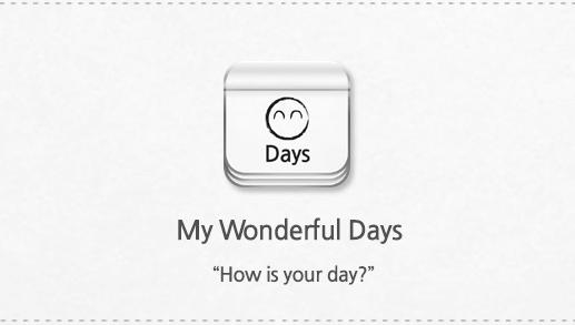 My Wonderful Days