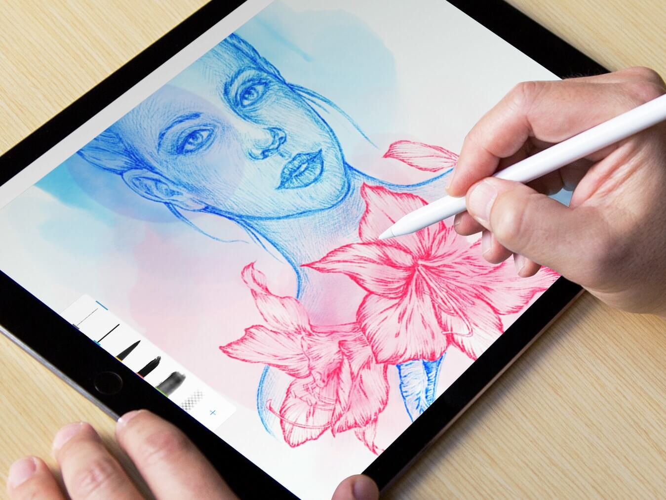 10 Best Drawing Apps For Ipad  For Sketching And Painting