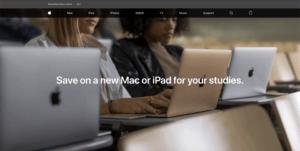 Apple's Student Discount