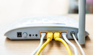 Internet Modem/Router