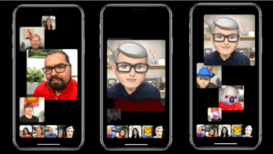 Group FaceTime On iPhone XS & iPhone XS Max