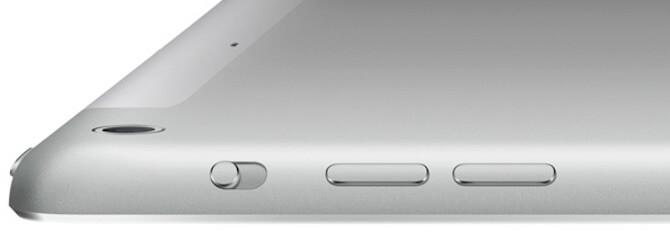 iPad Ringer Switch