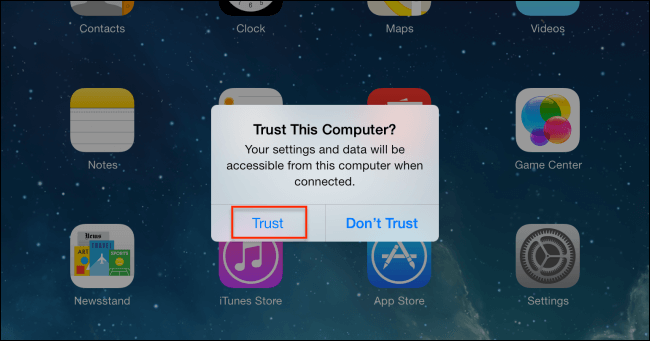 Trust Computer