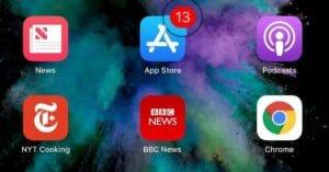 App Store Update Notifications
