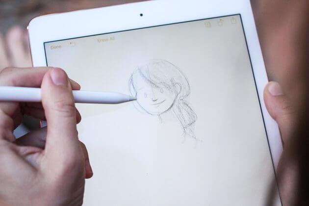Pressure-Sensitive Drawing