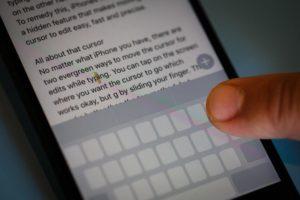 Turn Keyboard Into A Trackpad