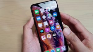 Iphone Kuvakaappaus
