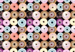Piles Of Donuts