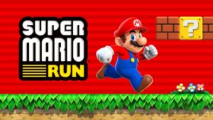 Super Mario Run On iPhone