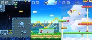 Super Mario Run: Basic Moves