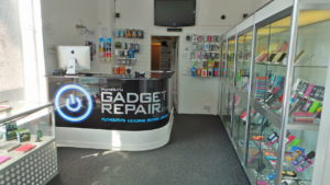 Magasin de réparation de gadgets