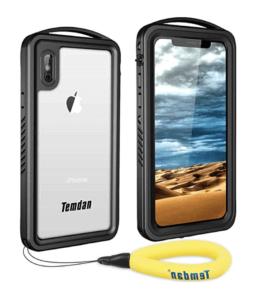 Temdan iPhone X Waterproof Case