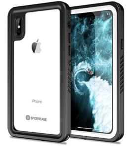 Spidercase iPhone X Waterproof Case