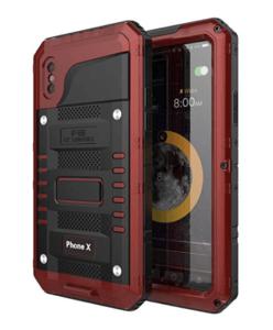 Datahero iPhone X Waterproof Case