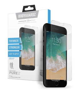 BodyGuardz Glass Screen Protector