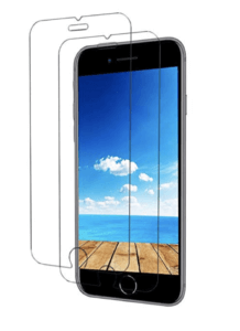 Cafetec 2-Pack Tempered Glass Screen Protector