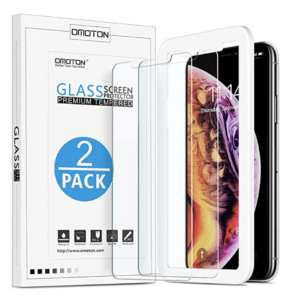 OMOTON Glass Screen Protector