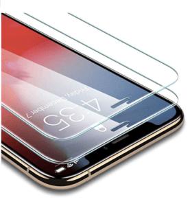 ESR 2-Pack Glass Screen Protector