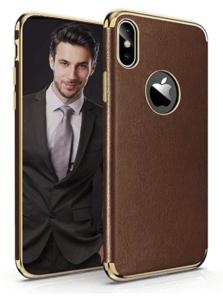 Lohasic Premium Leather Case