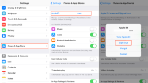How To Change Email Account On iTunes?