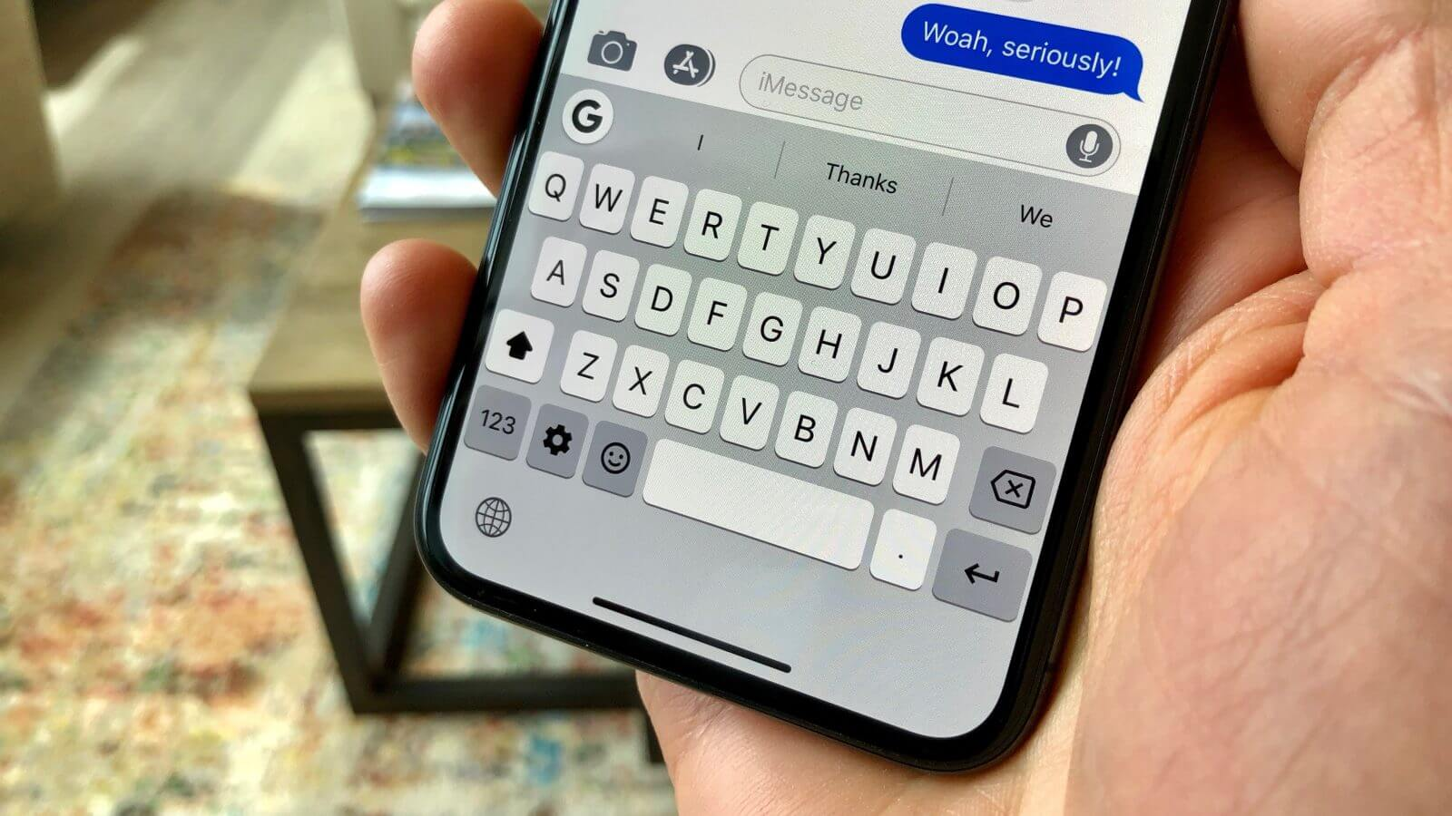 iPhone X Keyboard Is Not Working And Here Is How To Fix It ...