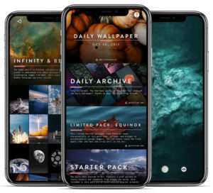 Vellum Wallpapers App