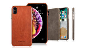 iPhone XS & XS Max Leather Case